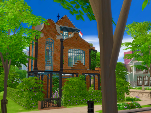 Another house fire Move to Firehall 12 by QubeDesign at TSR image 72 Sims 4 Updates