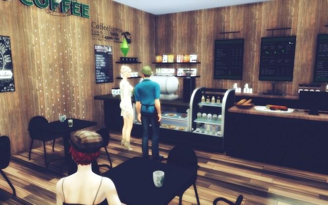 Starbucks Willow Greek at MSQ Sims image 7211 670x419 Sims 4 Updates