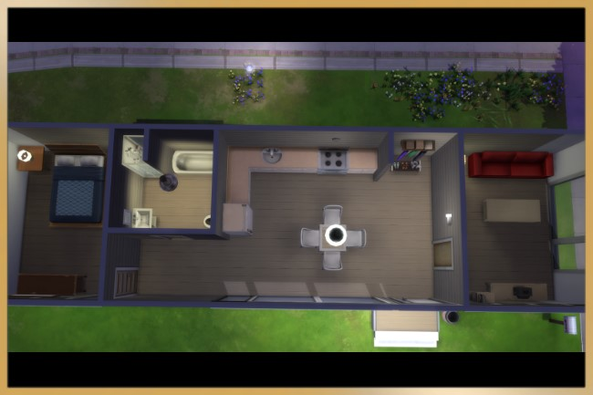 Sims 4 Starter container 2 by Schnattchen at Blacky's Sims Zoo