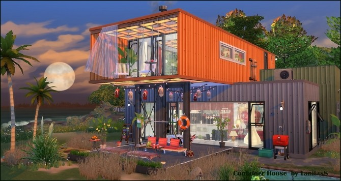 Container House at Tanitas8 Sims image 7216 670x356 Sims 4 Updates