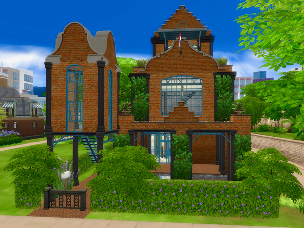 Another house fire Move to Firehall 12 by QubeDesign at TSR image 73 Sims 4 Updates