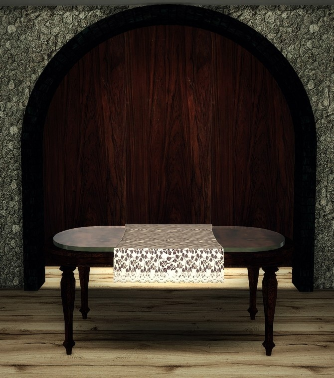 Antique Dining Set (11 items included) at YUMIA'S PLACE image 7420 670x757 Sims 4 Updates