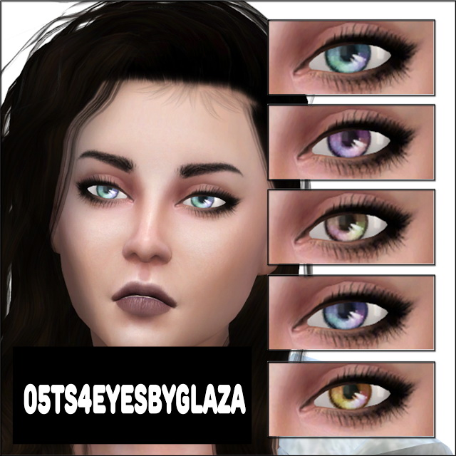 Eyes #05 at All by Glaza image 766 Sims 4 Updates