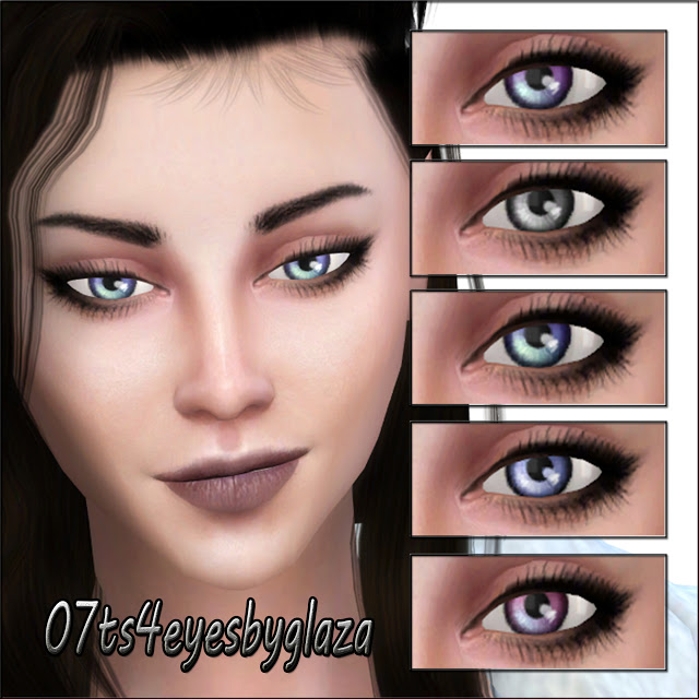 Eyes #07 at All by Glaza image 785 Sims 4 Updates