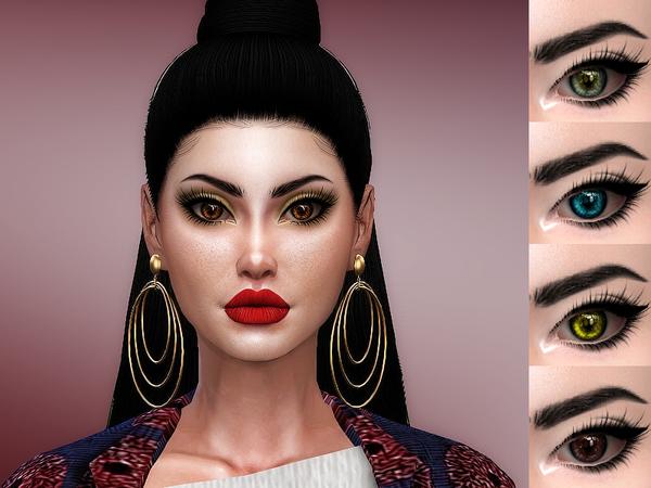 Miracel eyes by Sharareh at TSR image 786 Sims 4 Updates