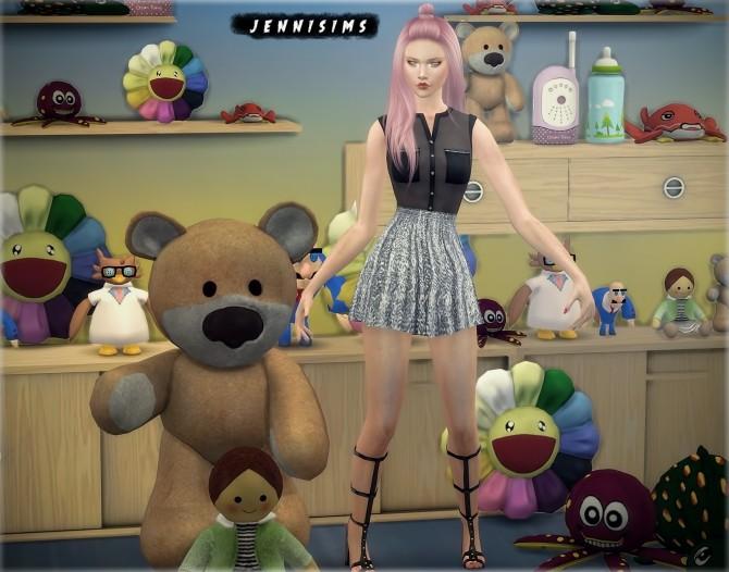 Sims 4 Set Vol 92 Decoratives 10 Items at Jenni Sims