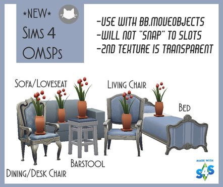 New & Updated OMSPs at Kitkat's Simporium » Sims 4 Updates