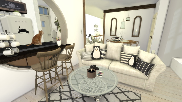 Eliora apartment by Rissy Rawr at Pandasht Productions image 8115 Sims 4 Updates