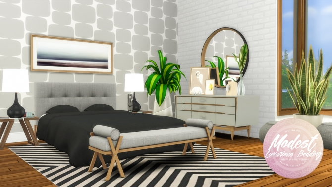 Modest Luxurious Bedding V1 Amp V2 At Simsational Designs