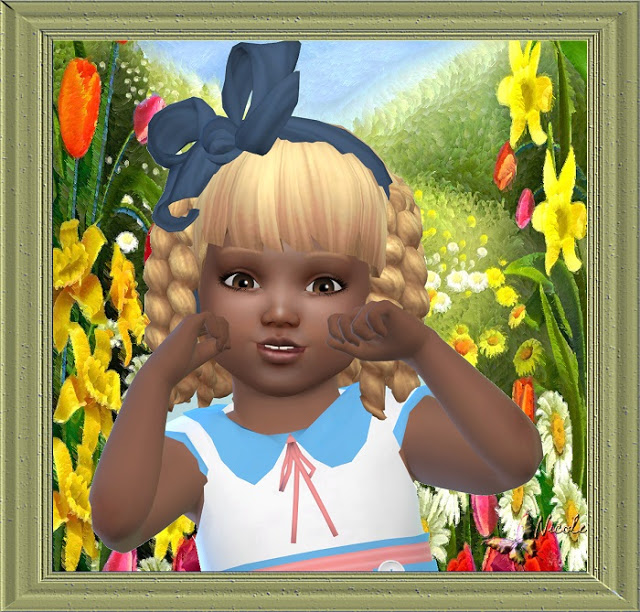Baby girls at L'univers de Nicole image 813 Sims 4 Updates