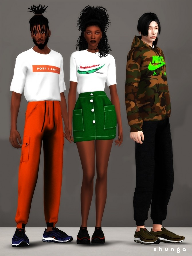 Sneakers at Shunga image 8217 670x893 Sims 4 Updates