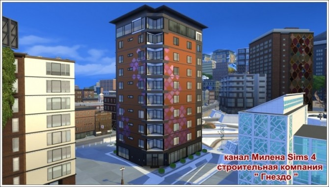 Dream apartment at Sims by Mulena image 845 670x380 Sims 4 Updates