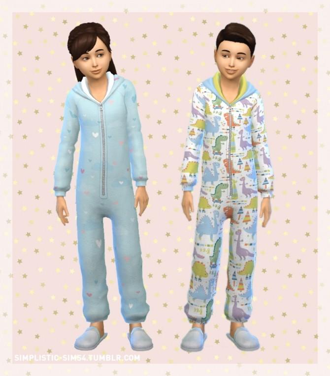 Cutie Pie Kids Set at Sims 4 Studio image 858 670x765 Sims 4 Updates