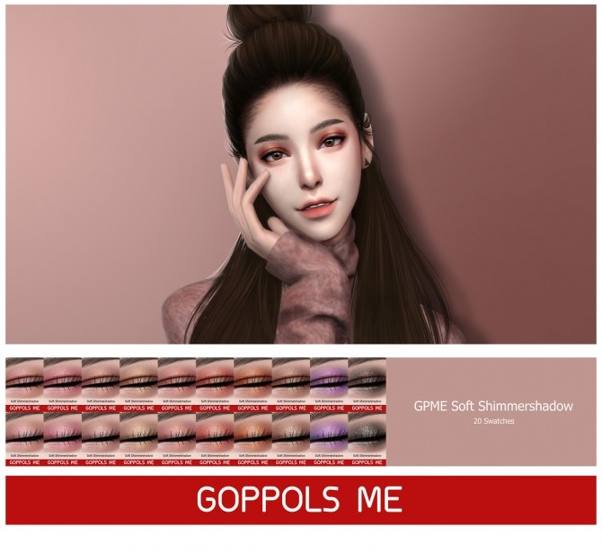 GPME Soft Shimmershadow at GOPPOLS Me image 861 670x615 Sims 4 Updates