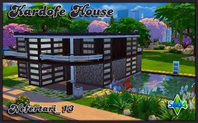 Sims 4 Kardofe House at Nefertari 13
