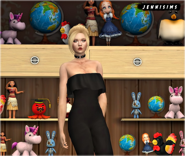 Sims 4 Set Vol 93 Decoratives 9 Items at Jenni Sims