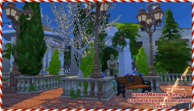 The Magic Garden Park at Sims by Mulena image 9110 670x383 Sims 4 Updates