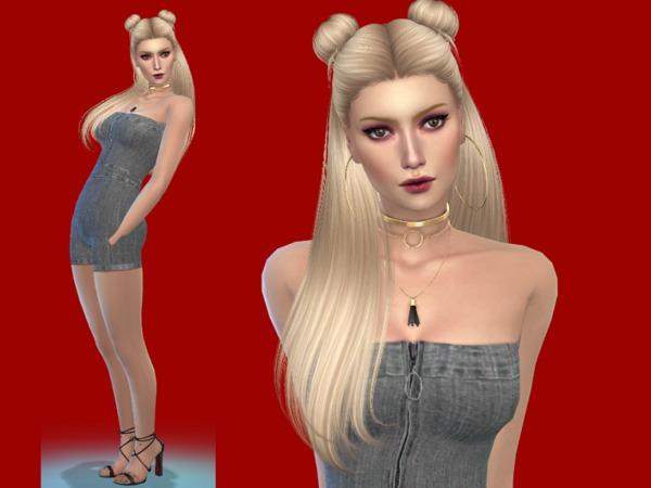 Sims 4 Piper by naitoku at TSR