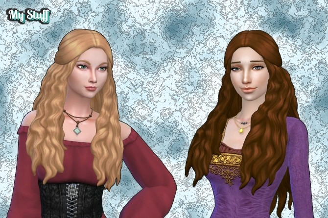 Sims 4 Jayden Hair at My Stuff