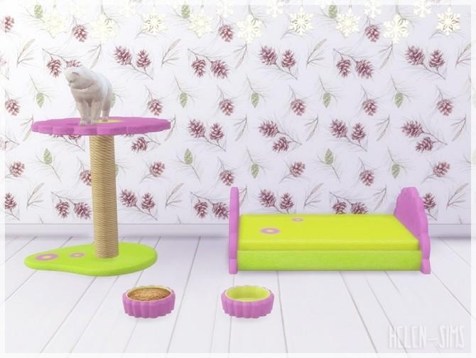 Flower Pet Set at Helen Sims image 941 670x503 Sims 4 Updates