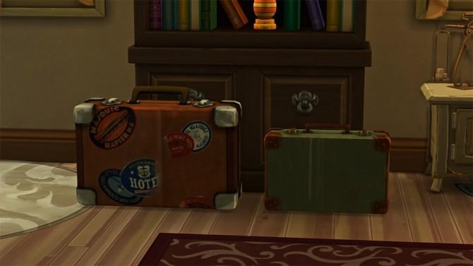 Luggage And Handbags At Josie Simblr 187 Sims 4 Updates