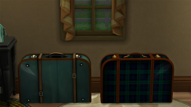 Luggage And Handbags At Josie Simblr 187 Sims 4 Updates