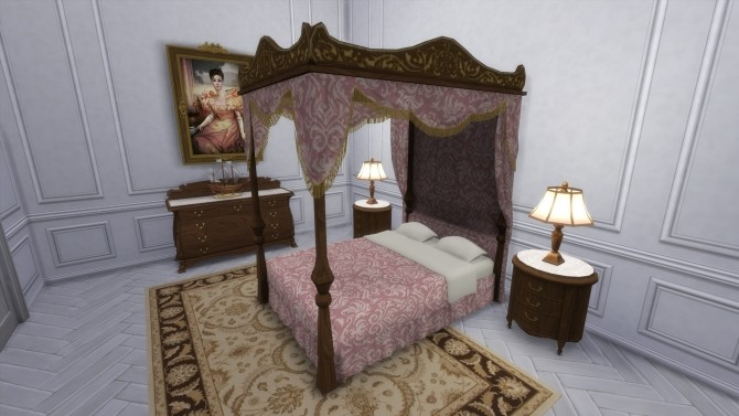 Delicious Slumber Bed XV from TS3 by TheJim07 at Mod The Sims image 1008 670x377 Sims 4 Updates
