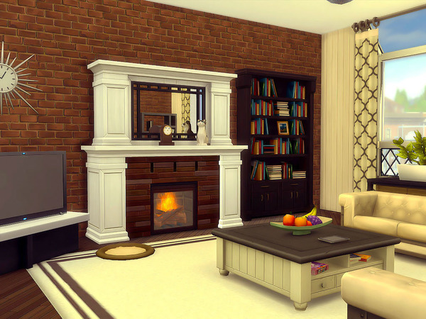 Lyndale house Nocc by sharon337 at TSR image 10101 Sims 4 Updates