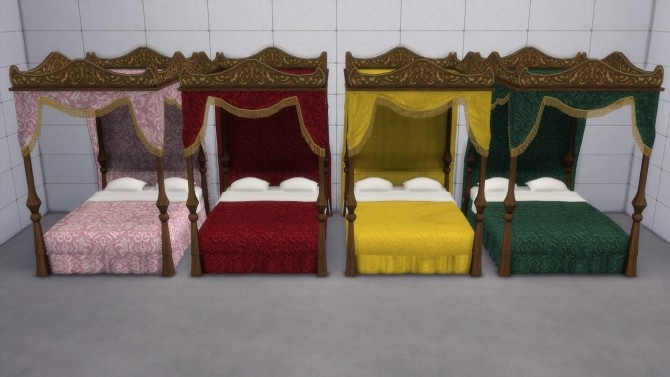 Delicious Slumber Bed XV from TS3 by TheJim07 at Mod The Sims image 10112 670x377 Sims 4 Updates