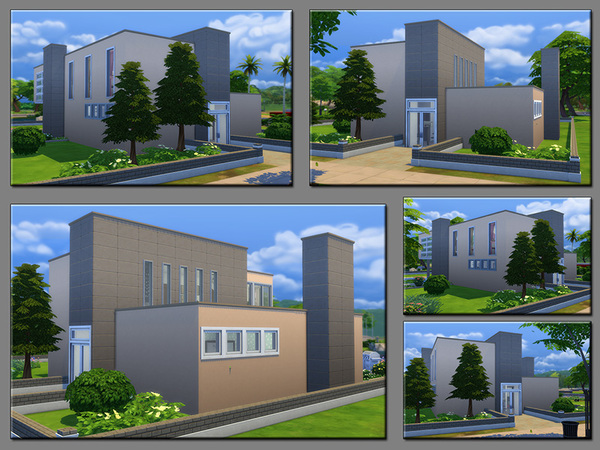 MB Safe Place home by matomibotaki at TSR image 1040 Sims 4 Updates