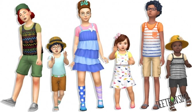 Kids Accessor Tee at Deetron Sims image 1052 670x391 Sims 4 Updates
