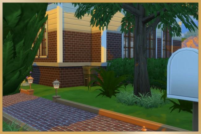 Sims 4 Villa Hohenburg  by Schnattchen at Blacky's Sims Zoo