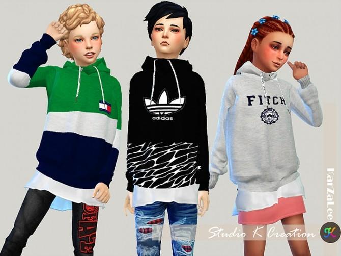 Giruto 46 Hoodie Sweater For Kids At Studio K Creation