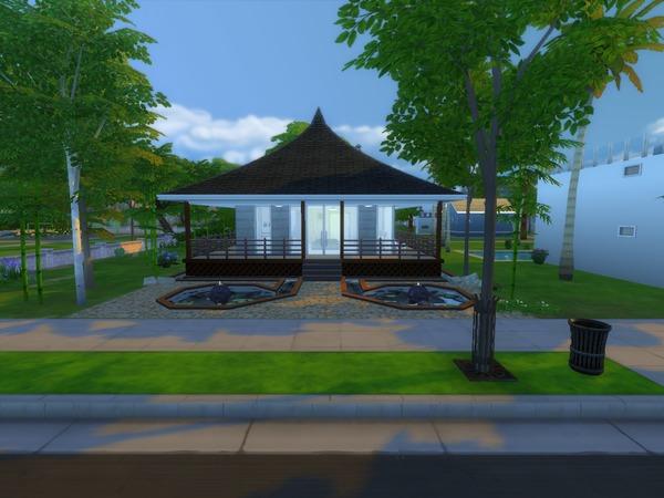Zen Spa by Silerna at TSR image 1103 Sims 4 Updates