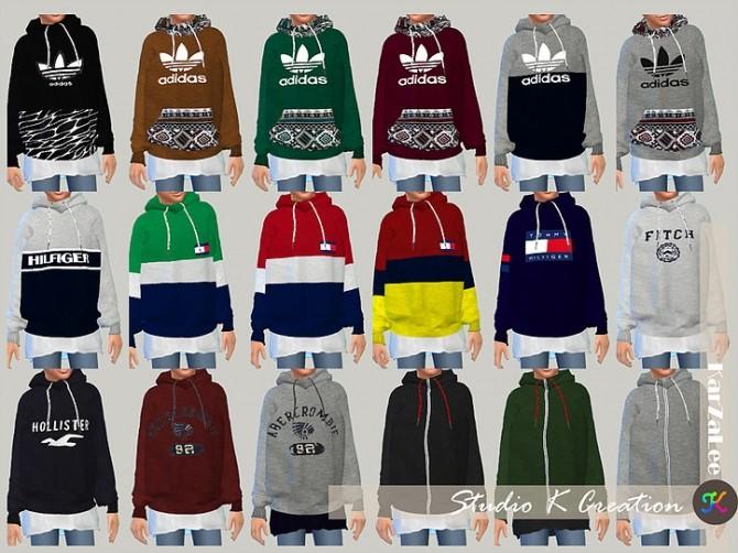 Sims 4 Giruto 46 hoodie sweater for kids at Studio K Creation