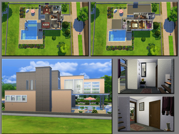 MB Safe Place home by matomibotaki at TSR image 1140 Sims 4 Updates