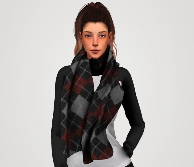 Everyday clothing collection part 2 at Elliesimple image 1149 670x576 Sims 4 Updates