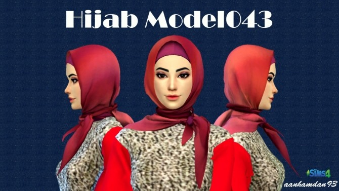 Hijab Model043 & Kaftan Abaya at Aan Hamdan Simmer93 image 1151 670x377 Sims 4 Updates