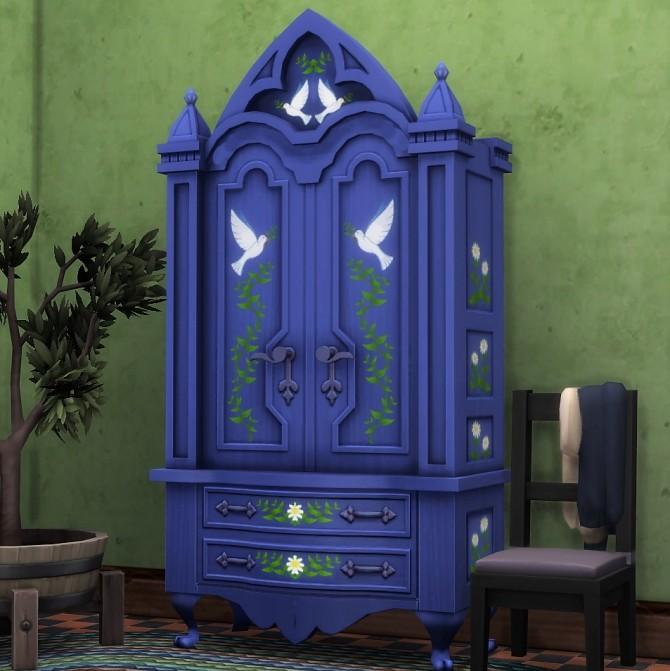 Sims 4 Vamplore Wardrobe at Budgie2budgie