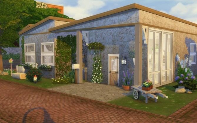 Bohemian Challenge house by Bloup at Sims Artists image 1158 670x419 Sims 4 Updates