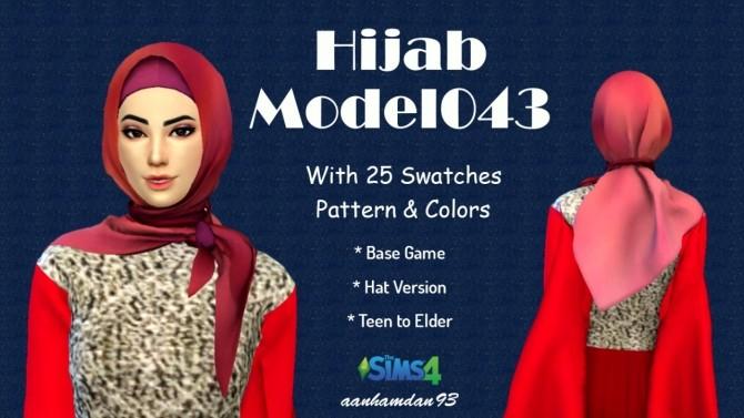 Hijab Model043 & Kaftan Abaya at Aan Hamdan Simmer93 image 1161 670x377 Sims 4 Updates