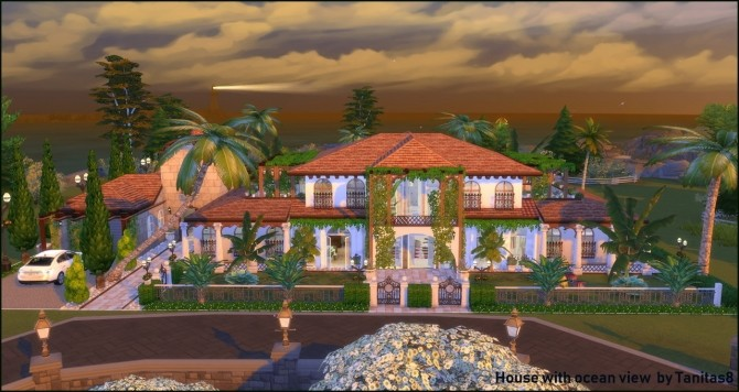 House with ocean view at Tanitas8 Sims image 1167 670x356 Sims 4 Updates