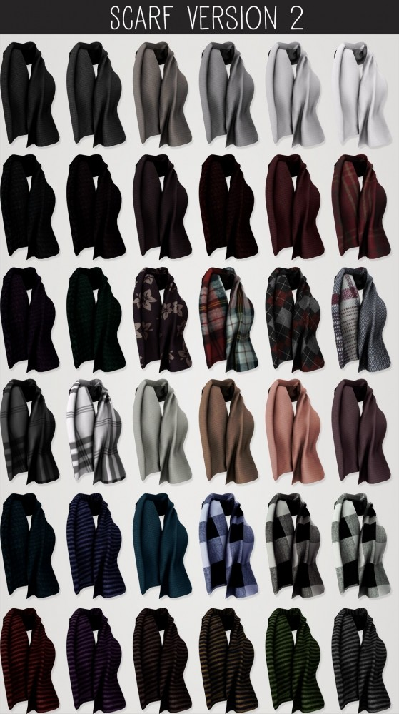 Everyday clothing collection part 2 at Elliesimple image 1198 559x1000 Sims 4 Updates
