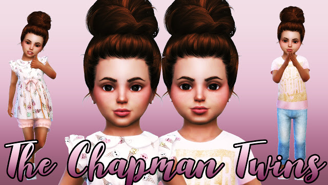 The Chapman Twins at MSQ Sims image 1206 Sims 4 Updates