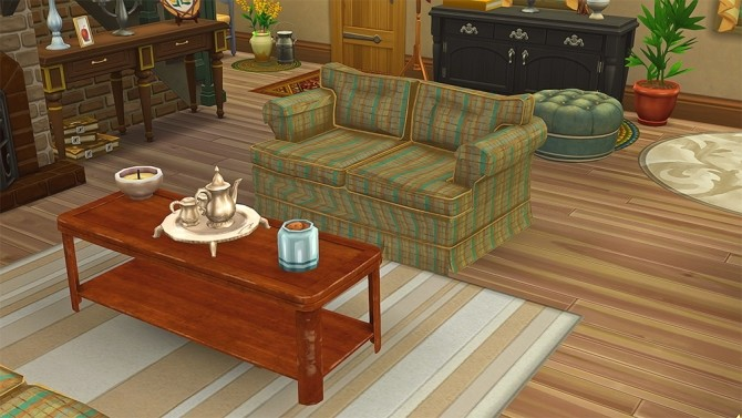 Vintage 80′s Furniture Set at Josie Simblr image 12416 670x377 Sims 4 Updates