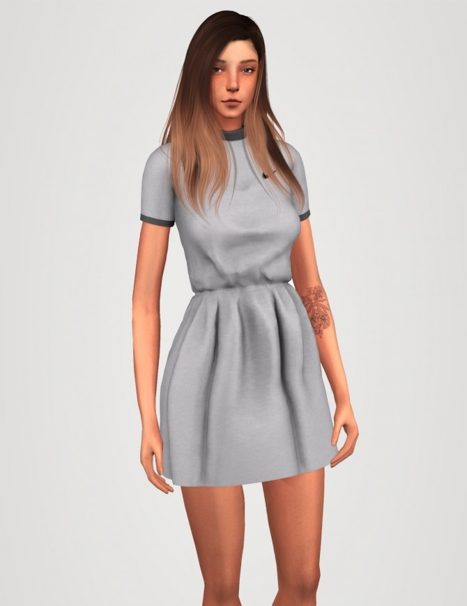 Everyday clothing collection part 3 at Elliesimple image 1248 670x869 Sims 4 Updates