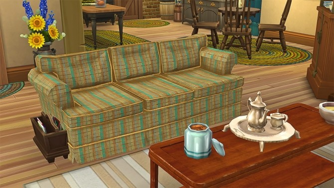 Vintage 80′s Furniture Set at Josie Simblr image 12516 670x377 Sims 4 Updates