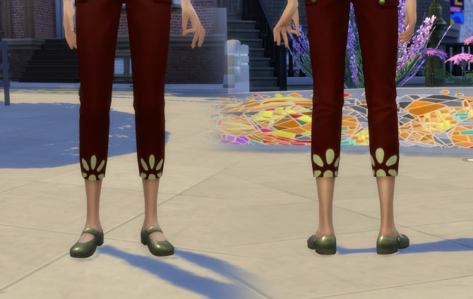 Mary Janes Conversion at My Stuff image 1272 670x424 Sims 4 Updates