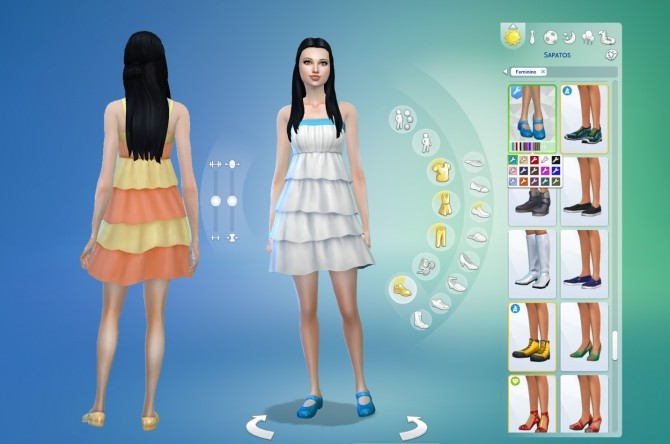 Mary Janes Conversion at My Stuff image 1282 670x444 Sims 4 Updates