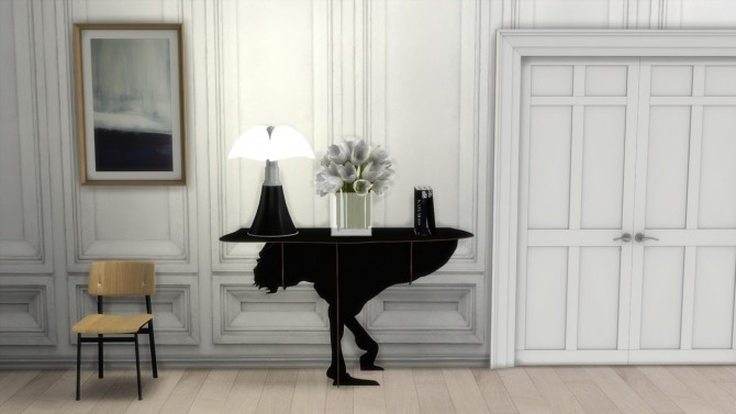 Sims 4 Pipistrello Lamp at Meinkatz Creations
